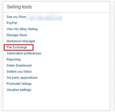 File Exchange出品削除