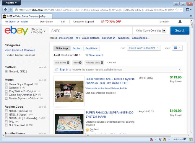 貿易輸出ビジネス無在庫販売:eBay高利益リサーチでBest Offerの商品の落札価格を確認する方法