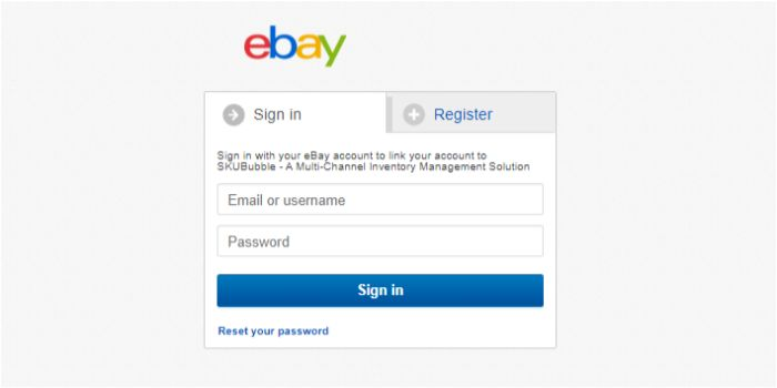 eBay Proffesional Import