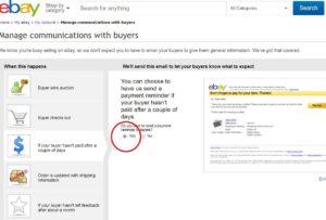 eBayカスタマーサービス