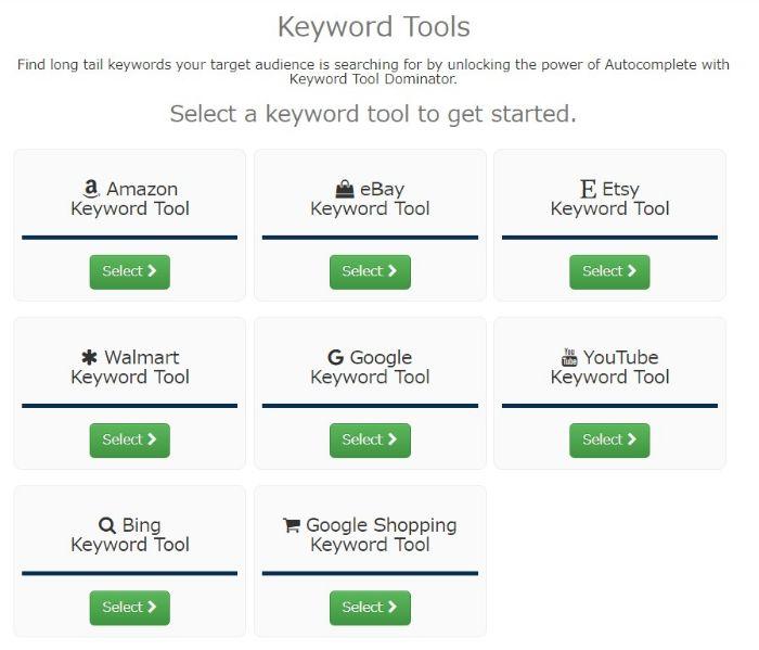 KTD(Keyword Tool Dominator)